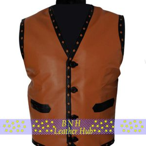 coat wear MICHAEL BECK THE WARRIORS VEST